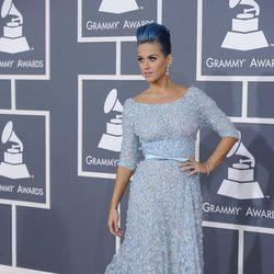 Katy Perry en los Grammy 2012