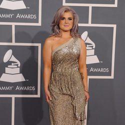 Kelly Osbourne en los Grammy 2012