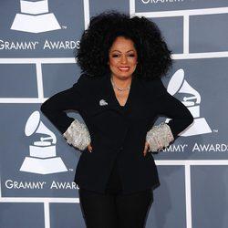 Diana Ross en los Grammy 2012