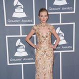 Taylor Swift en los Grammy 2012