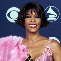 Whitney Houston ha ganado seis Grammys en toda su carrera