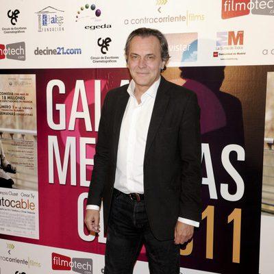 José Coronado en la entrega de las Medallas del CEC 2012