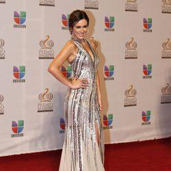 Jacqueline Bracamontes en los premios Lo Nuestro 2012