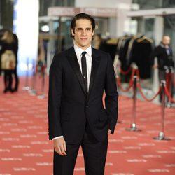 Martín Rivas en la alfombra roja de los Goya 2012