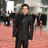 José Manuel Seda en la alfombra roja de los Goya 2012