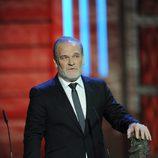 Lluís Homar recoge su Premio Goya