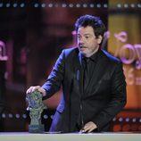 Enrique Urbizu recoge su Premio Goya 2012
