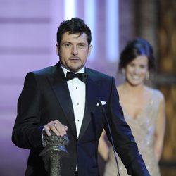 Kike Maíllo recoge su Premio Goya 2012
