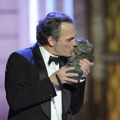 José Coronado recoge su Premio Goya 2012