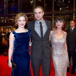 Robert Pattinson, Holliday Grainger y Christina Ricci