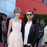 Taylor Swift y Zac Efron estrenan 'The Lorax'