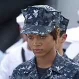 Rihanna en la película 'Battleship'