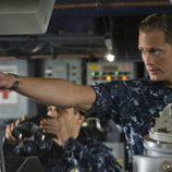 Alexander Skarsgard en la película 'Battleship'