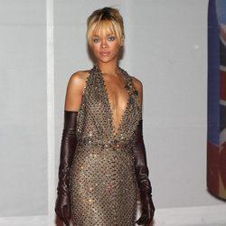 Rihanna en los premios Brit 2012
