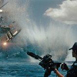 Escena de la película 'Battleship'
