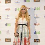 Luján Argüelles en los Premios Cadena Dial 2011