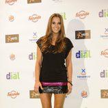 Ana Fernández en los Premios Cadena Dial 2011