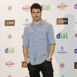 Javier Hernández en los Premios Cadena Dial 2011