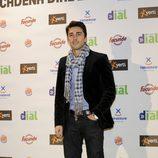 Rubén Sanz en los Premios Cadena Dial 2011