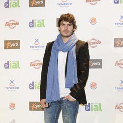 Adrián Expósito en los Premios Cadena Dial 2011