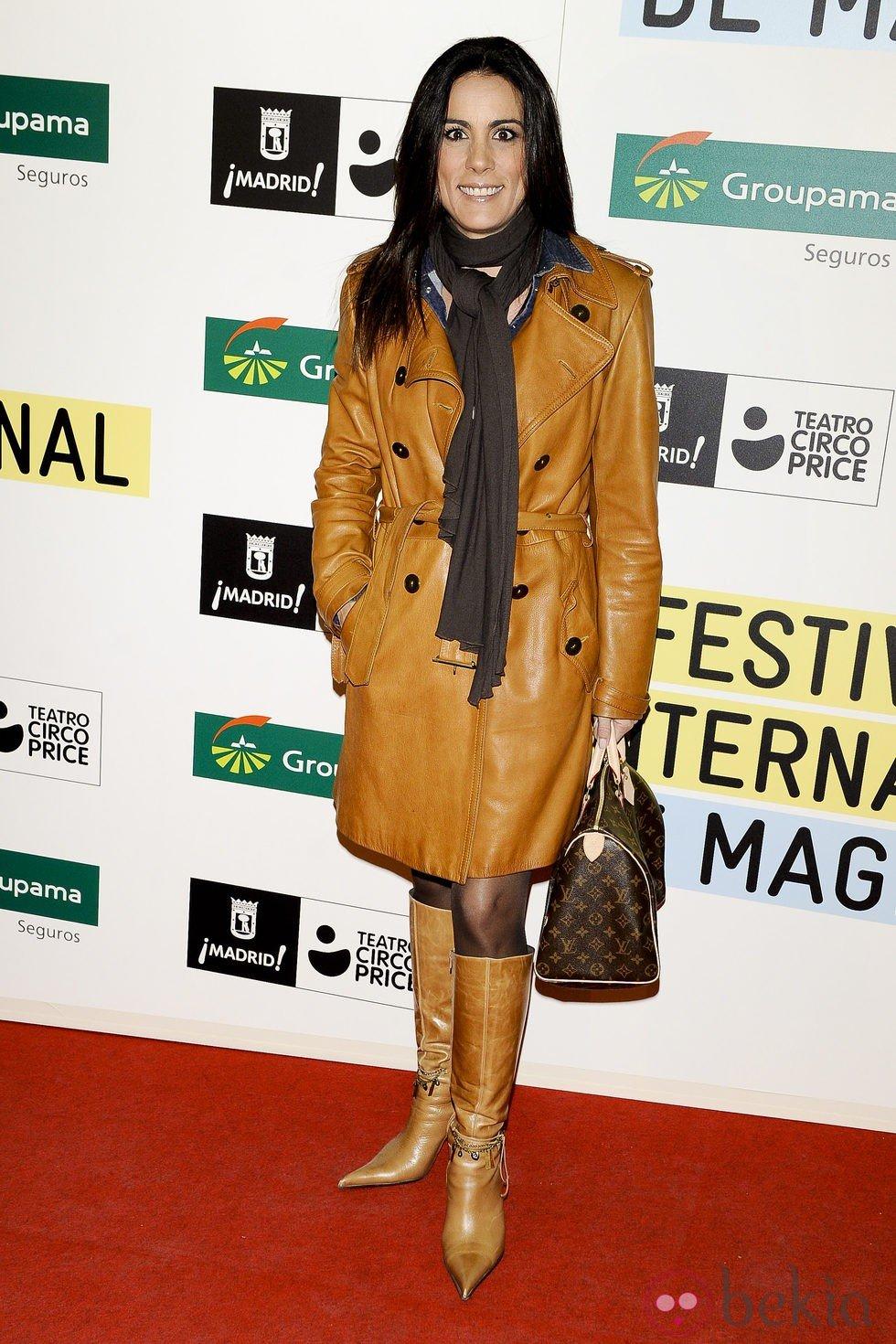 Anterior Alicia Senovilla en el Festival de Magia de Madrid