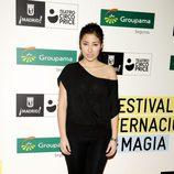 Giselle Calderón en el Festival de Magia de Madrid