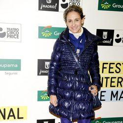 Carla Royo Villanova en el Festival de Magia de Madrid