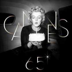 Marilyn Monroe protagoniza el cartel del Festival de Cannes 2012