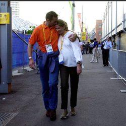 Los Duques de Palma en las Olimpiadas de Sidney 2000