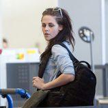 Kristen Stewart en el aeropuerto de Los Ángeles
