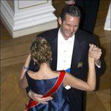 Los Duques de Palma bailando en Oslo en 2007