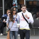 Sara Carbonero e Iker Casillas en San Francisco