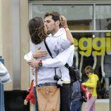 Sara Carbonero e Iker Casillas derrochan amor en San Francisco
