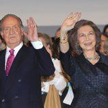 Los Reyes de España en el concierto en homenaje a las víctimas del terrorismo