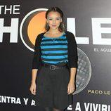 Chenoa en el estreno de La Terremoto de Alcorcón en 'The Hole'