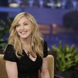 Madonna en el show de Jay Leno