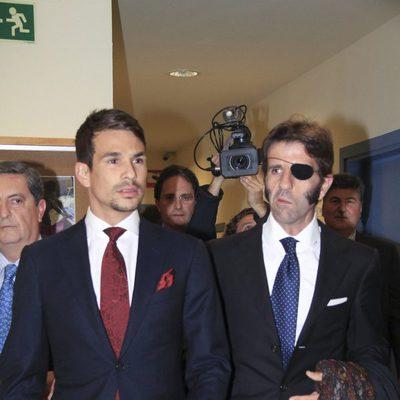 Juan José Padilla y José María Manzanares