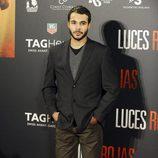 Nasser Saleh en el estreno de 'Luces Rojas' en Madrid