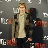 Bernabé Fernández en el estreno de 'Luces Rojas' en Madrid