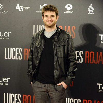 Gorka Otxoa en el estreno de 'Luces Rojas' en Madrid