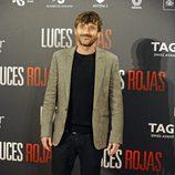 Carlos Chamarro en el estreno de 'Luces Rojas' en Madrid