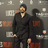 Álex García en el estreno de 'Luces Rojas' en Madrid