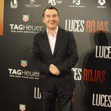 Roberto Brasero en el estreno de 'Luces Rojas' en Madrid