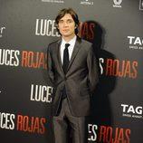 Cillian Murphy en el estreno de 'Luces Rojas' en Madrid