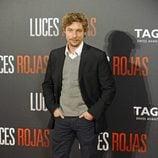 Jan Cornet en el estreno de 'Luces Rojas' en Madrid