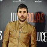 David Seijo en el estreno de 'Luces Rojas' en Madrid