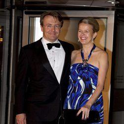 Los Príncipes de Holanda, Friso y su mujer Mabel