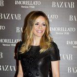María Adánez en la fiesta de 'Harper's Bazaar' en Madrid