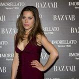 María León en la fiesta de 'Harper's Bazaar' en Madrid