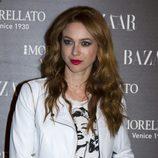 Marta Hazas en la fiesta de 'Harper's Bazaar' en Madrid